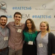 CRC Staffers Participate in Restore America's Estuaries